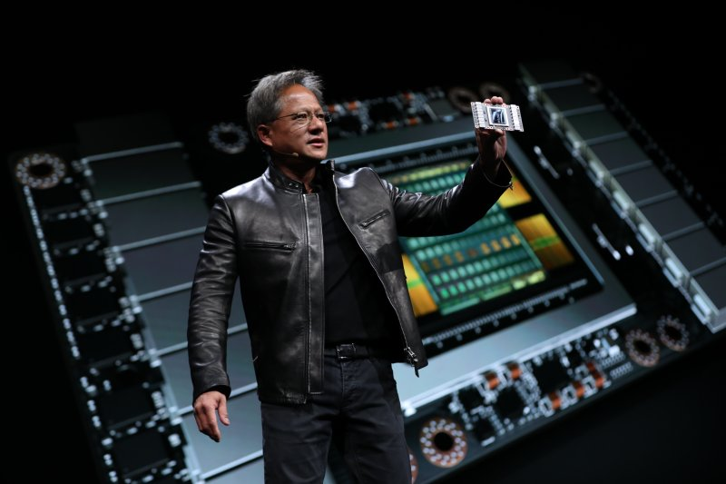 The Metaverse Is Coming. Nvidia CEO Jensen Huang on the Fusion of Virtual and Physical Worlds